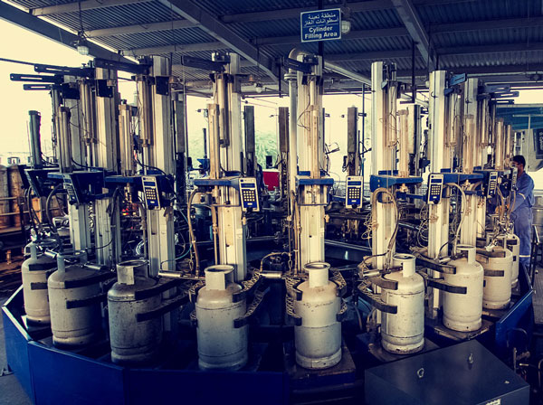 LPG Cylinders - National Gas Company Oman