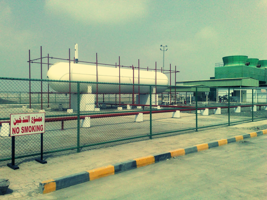 Synthetic Natural Gas - National Gas Company Oman
